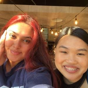 Tanya & Vianha L.