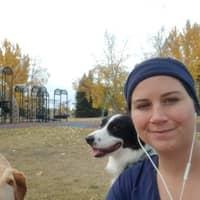 dog walker Luzaan