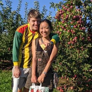 Angela & Evan Z.