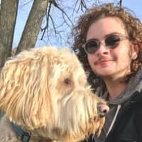 dog walker Riley