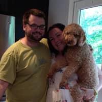 Lauren & David's dog boarding