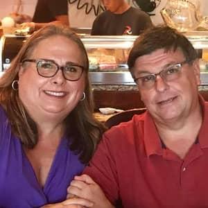 Lauren & Doug C.