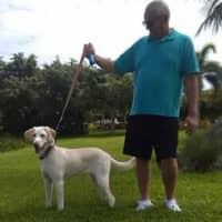 dog walker Barry