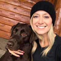dog walker Kelsey & Paul