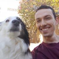 dog walker Josh