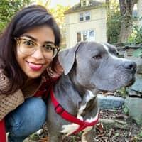 dog walker Shaira