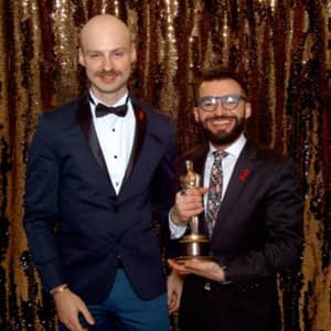 Denny & Aleksander C.