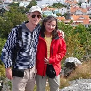 Bernie & Julie K.