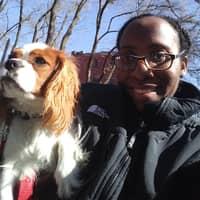 dog walker Danielle-Alexandria