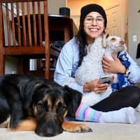 dog walker Danielle
