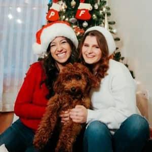 Paola & Franny R.