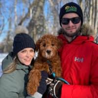 dog walker Ashley & Reese
