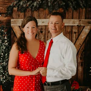 Holly & Mark P.