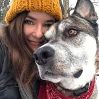 dog walker Brenna