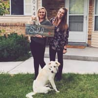 Cydnee's dog boarding