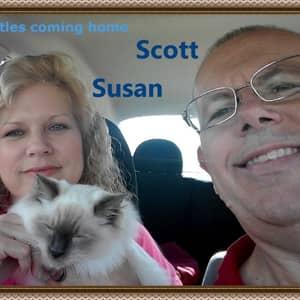 Susan & Marcus J.