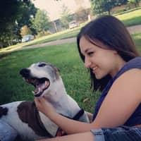 pet sitter Allyson
