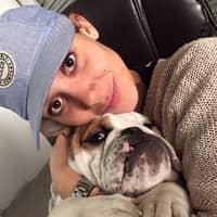 dog walker Samantha