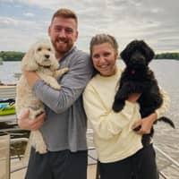 Allie & Garrett's dog boarding