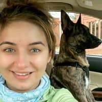 house sitter Kseniya