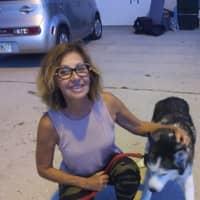 dog walker Minerva