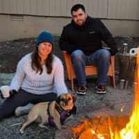Jessica & Noah's dog boarding