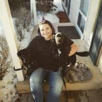 dog walker Alexandra