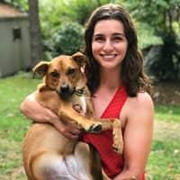 dog walker Allie