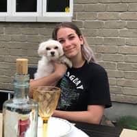 dog walker Giovanna
