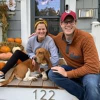 house sitter Elizabeth & Brian