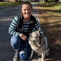 dog walker Aimee