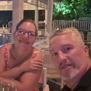 Mark & Becky G.