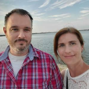 Janine & Eric F.