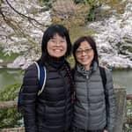 Yingzi Sakura H. and Mei C.
