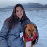 dog walker Sam