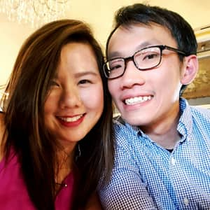 Lavynnia & Yan Ming L.