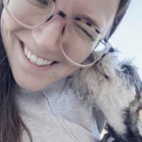pet sitter Kayleigh