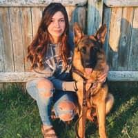 dog walker Sadie