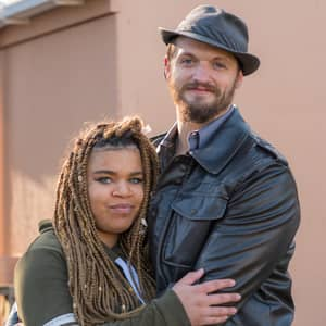 "Garrett & Stephanie ""Soul"" P."