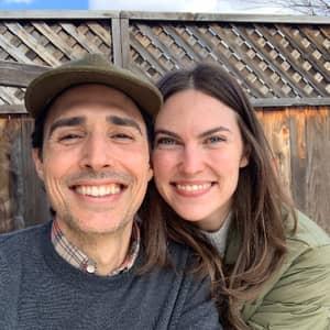 Lauren & San A.