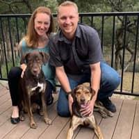Lindsey & Brendon's dog day care
