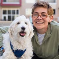 dog walker Millie & Tiana