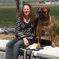 dog walker Liz
