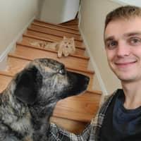 dog walker Vytas