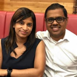 Steffi & Santhosh J.