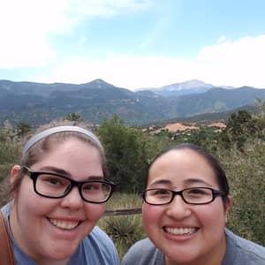 Amanda A. & Kayla A.