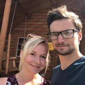 Alisha R. and Zach T.